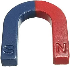 New Verma Optical Horse Shoe Magnet Science Project Magnet U Shape Magnet 1.5 inch