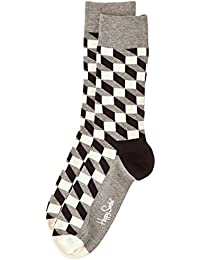 Happy Socks Unisex Socken, Filled Optic