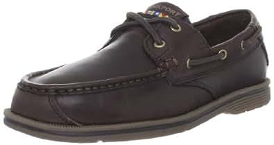 Rockport Men's Seacost Drive 2 Eye Boat Pinecone/Gum Boat Shoe K62472  11 UK , 46 EU , 11.5 US