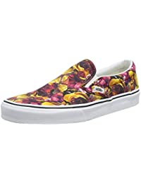 Vans U Classic Slip-on Pebble Snake - Zapatillas de estar por casa Unisex adulto