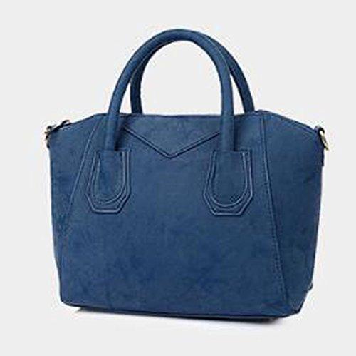 Borsa In Tessuto Borsa Da Donna In Pelle Di Moda Donna Borsa In Tessuto Borsa Da Donna Blue