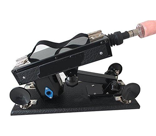Genmine® Supermatic Love Sex-Maschine für Männer und Frauen, Stoßen Geschwindigkeit einstellbar, Maschinengewehr Schnelle Thrust Masturbation-Spielzeug