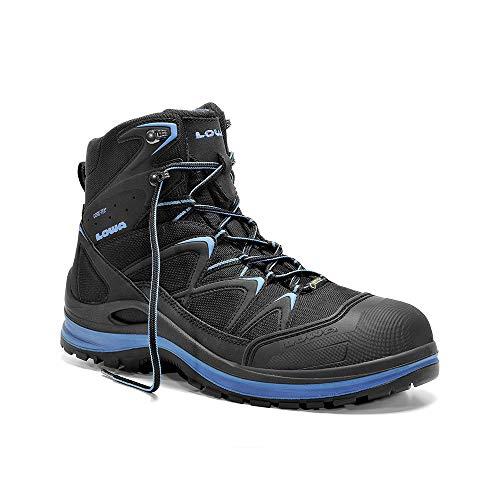 Lowa Innox Work GTX Blue Lo S3, Schuhgröße:44 (UK 9.5)
