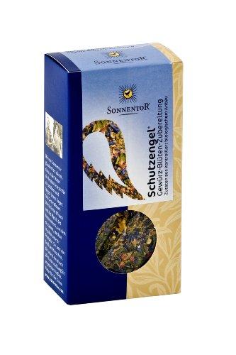 Sonnentor Schutzengel Gewürz-Blüten-Zubereitung, 1er Pack (1 x 40 g) - Bio
