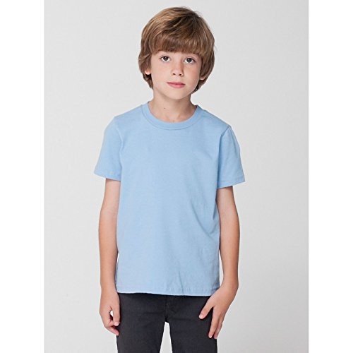 american-apparel-childrens-kids-plain-short-sleeve-t-shirt-4-years-baby-blue
