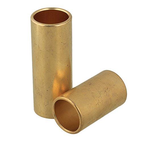 yibuy-in-ottone-dorato-24-x-20-x-62-40-mm-chitarra-finger-knuckle-slide-tubo-parti-confezione-da-2