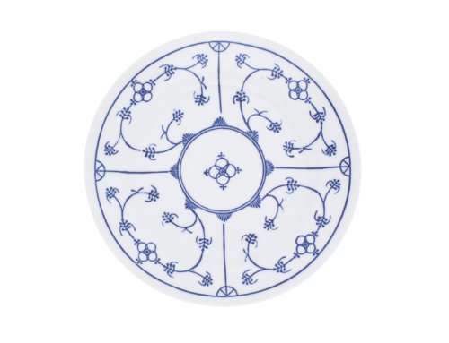 kahla-blau-saks-plate-7-1-2-inches-tradition-comodo-color-1-piece