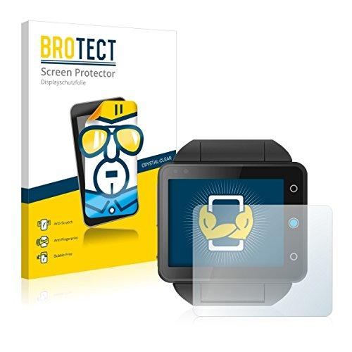 2X BROTECT HD Clear Bildschirmschutz Schutzfolie für Neptune Pine (kristallklar, extrem Kratzfest, schmutzabweisend)