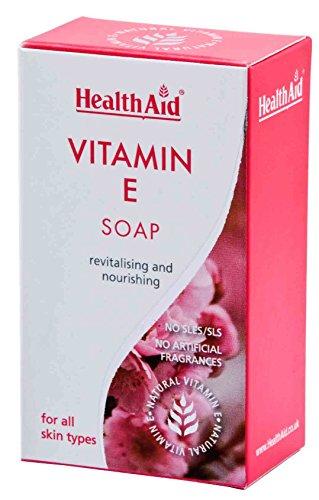 HealthAid Vitamin E Soap, 100 g
