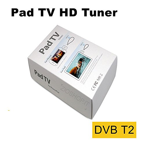 DVB-T2 DVB-T Micro USB TV Receiver Watch Stick Tuner for Android Phone