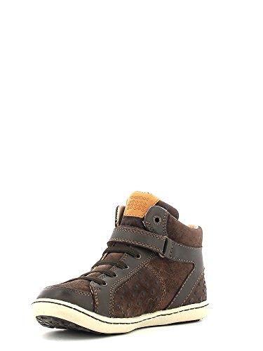 Geox , Mädchen Sneaker Marrone