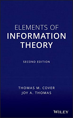 Elements of Information Theory (English Edition) eBook: Cover ...