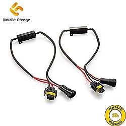 2 x Madlife Garage H8 H11 Lastwiderstand Widerstand CanBus für LED SMD Nebelscheinwerfer