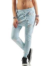 ZARMEXX Pantalones de chándal de Las Mujeres Pantalones de chándal  Pantalones de Deporte de Fitness Yoga 133e29e487f5