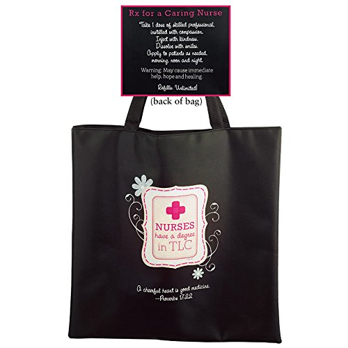 Nurses TLC Tote Bag