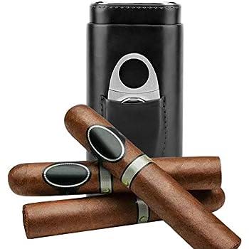 Tube à Cigares en Acier Inoxydable Parfait pour Stockage Cigares à