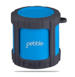 Pebble Blast Bluetooth Speakers (Blue)