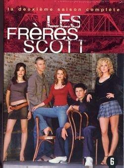 Les Frères Scott : l'intégrale saison 2 - Coffret 6 DVD [Import belge]