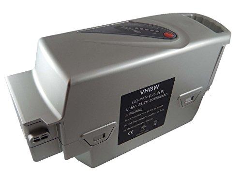 vhbw Akku passend für Flyer T8, T9, T10, T8 HS, T10 HS, T11 HS, T14 HS E-Bike ersetzt NKY226B02, NKY231B02, NKY246B02, NKY304B2(Li-Ion, 20,8Ah, 25.2V) T9-power-pack