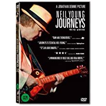 Neil Young Journeys (Region code : 3) (Korea Edition)