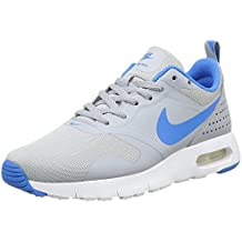 Nike Wolf Grey / Photo Blue-White, Zapatillas de Deporte para Niños