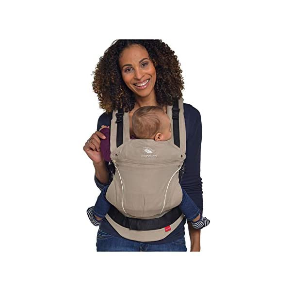 Manduca Baby Carrier Pure Cotton (Desert Sand) Manduca Discontinued model Is no longer produced (since 2017) 5