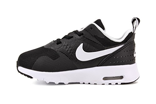 Nike Unisex – Bimbi 0-24 Air Max Tavas (Tde) scarpe sportive Bianco (Black / White) (nero)