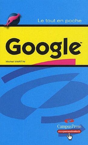 Google par Michel Martin