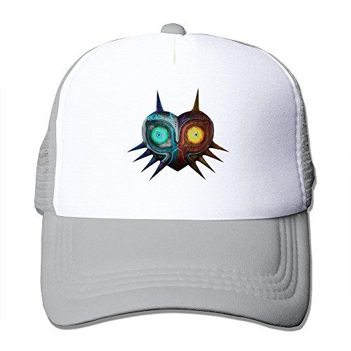 sophie-warner-verstellbar-unisex-halb-netz-the-legend-of-zelda-maiora-maske-sun-hat-schwarz-one-size