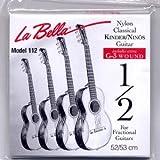 Labella Sa640 Nylon 1/2 - Jeu De Cordes