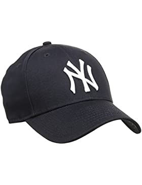 New Era New York Yankees Strapback Cap 9forty Kappe Basecap(Navy,Youth)