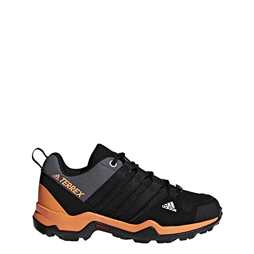 Adidas Terrex AX2R CP K, Zapatillas de Senderismo Unisex niño, Negro Negbás/Negbás/Naalre 000...
