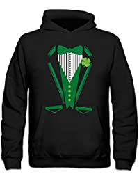 Saint Patrick's Day Costume Kids' Hoodie by Shirtcity