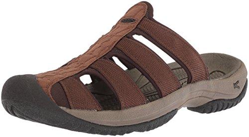 KEEN Aruba II Sandals Herren Dark Earth/Mulch Schuhgröße US 9   EU 42 2019 Sandalen