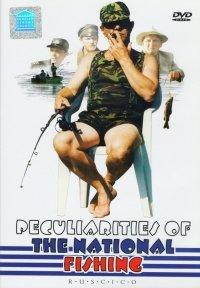 Preisvergleich Produktbild Die Besonderheiten des Angelns in Russland (Osobennosti nacionalnoy rybalki) (Peculiarities of national fishing) (RUSCICO)