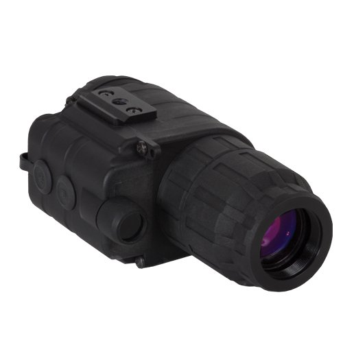 Sightmark Herren the Ghost Hunter 1x24 Night Vision Goggle Kit Delivers A High Quality Image and Resolution That Illuminates the Darkest Night with Maximum Visibility, Schwarz, M (Hunter Nite)