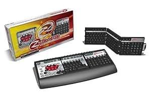 SteelSeries Zboard Gaming Keyboard Computer, compter, computor