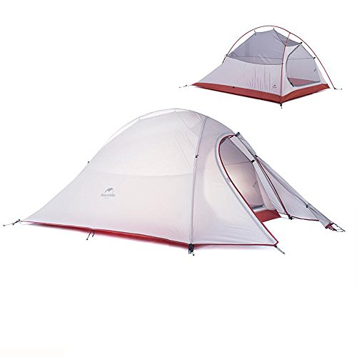 naturehike-outdoor-tent-double-layer-camping-tent-lightweight-4-seasons-tent-gray-with-skirt