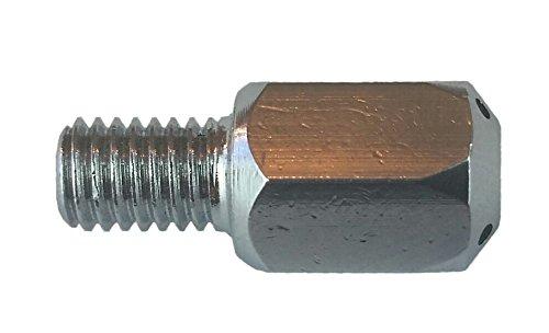 EDESIA ESPRESS - 3-Loch-Dampfdüse für Dampflanze - geeignet für Rancilio Silvia (V1/V2)