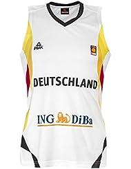PEAK sport europe maillot de basketball aux couleurs de l'allemagne pour