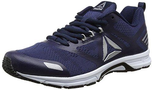 Reebok Ahary Runner, Chaussures de Running Homme Bleu (Collegiate Navy/White/Pewter)