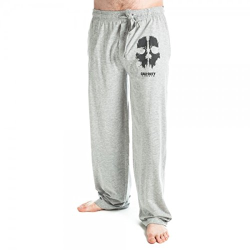 Call of Duty Ghost Logo Adult Men's Lounge Pants