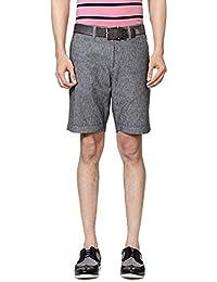 Allen Solly Men's Comfort Fit Shorts