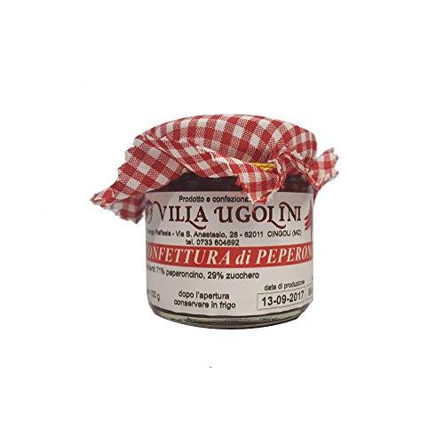Confettura di peperoncino - 100gr - Villa Ugolini