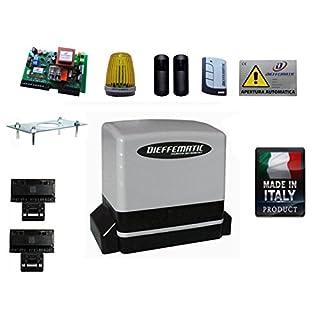 Automation Sliding Gate Kit 600kg Compatible DITEC APRIMATIC AVIDSEN