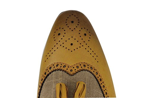 Xposed - Pantofole uomo Tan
