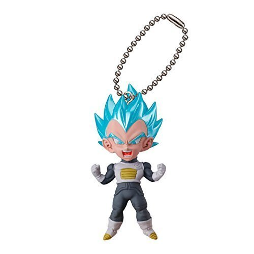 LLAVERO BANDAI UDM DRAGON BALL VEGETA BLUE