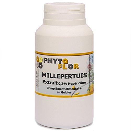 MILLEPERTUIS extrait Phytaflor 250 mg en gélules. - . : 1 boite de 150 gélules