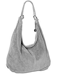 CASPAR Fashion - Bolso de tela para mujer