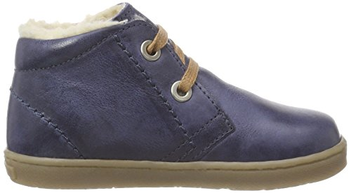 Pinocchio P2786 Unisex-Kinder Kurzschaft Stiefel Blau (46LE/DASO)